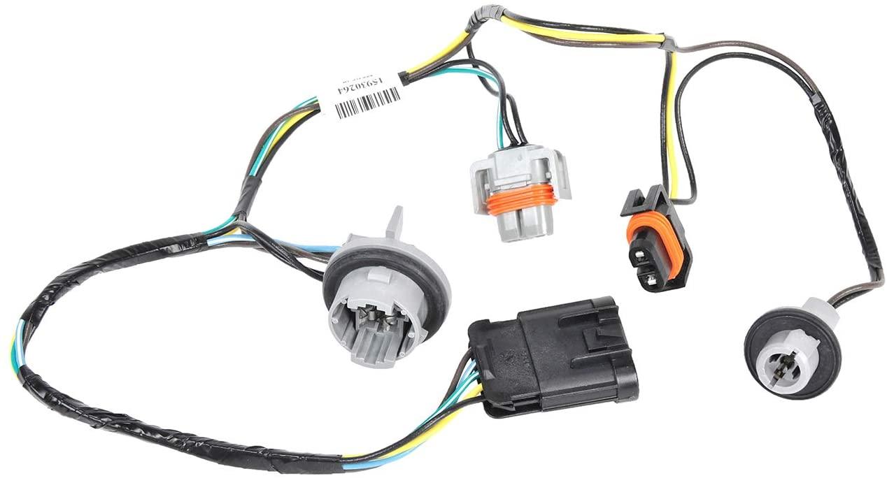 ACDelco 15930264 GM Original Equipment Headlight Wiring Harness