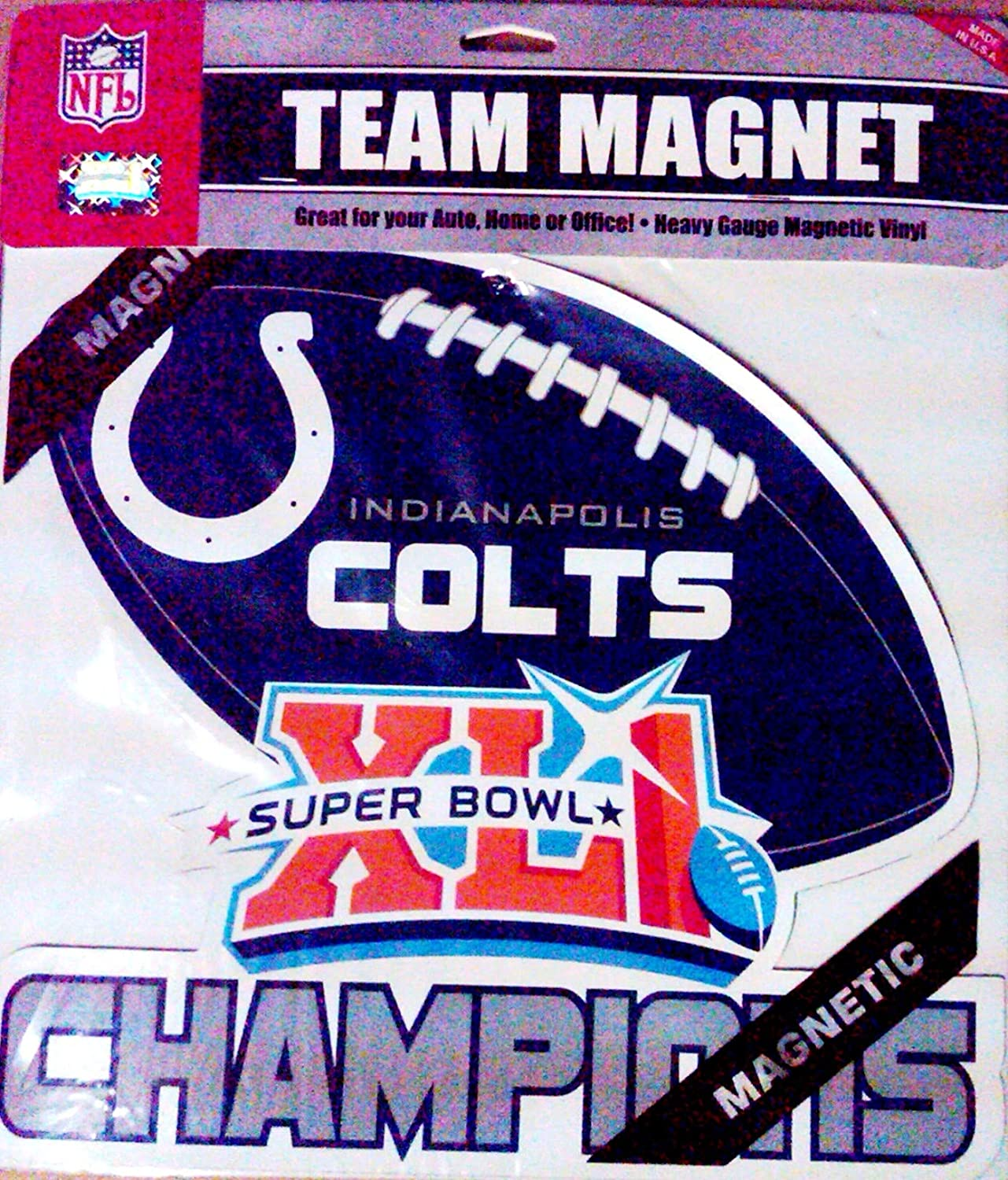 Rico Industries, Inc. Indianapolis Colts 2006 Super Bowl Champions 12