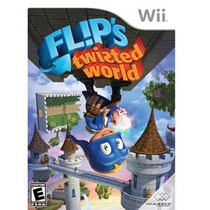 NEW Flip's Twisted World Wii (Videogame Software)