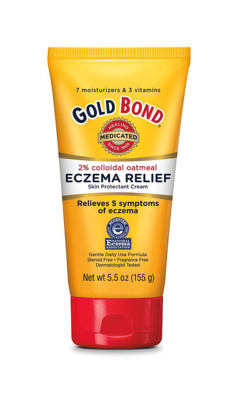 Gold Bond Eczema Relief Cream, 5.5 Ounce