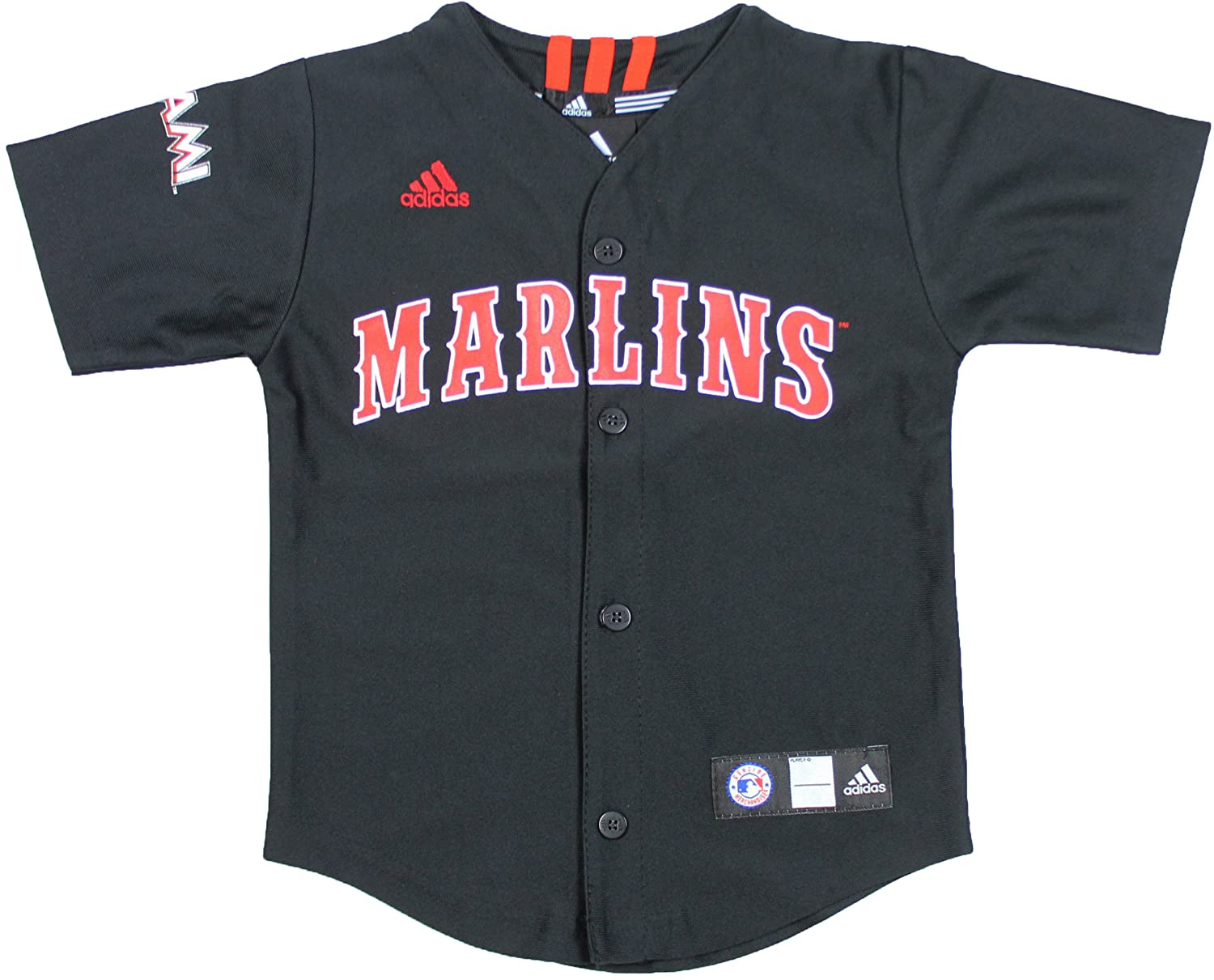 adidas MLB Miami Marlins Toddler Jersey