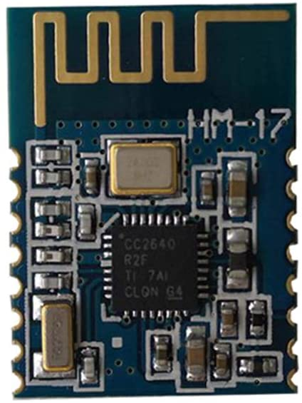 DSD TECH HM-17 Bluetooth 4.2 Module with CC2640 Chip Compatible with iOS Devices