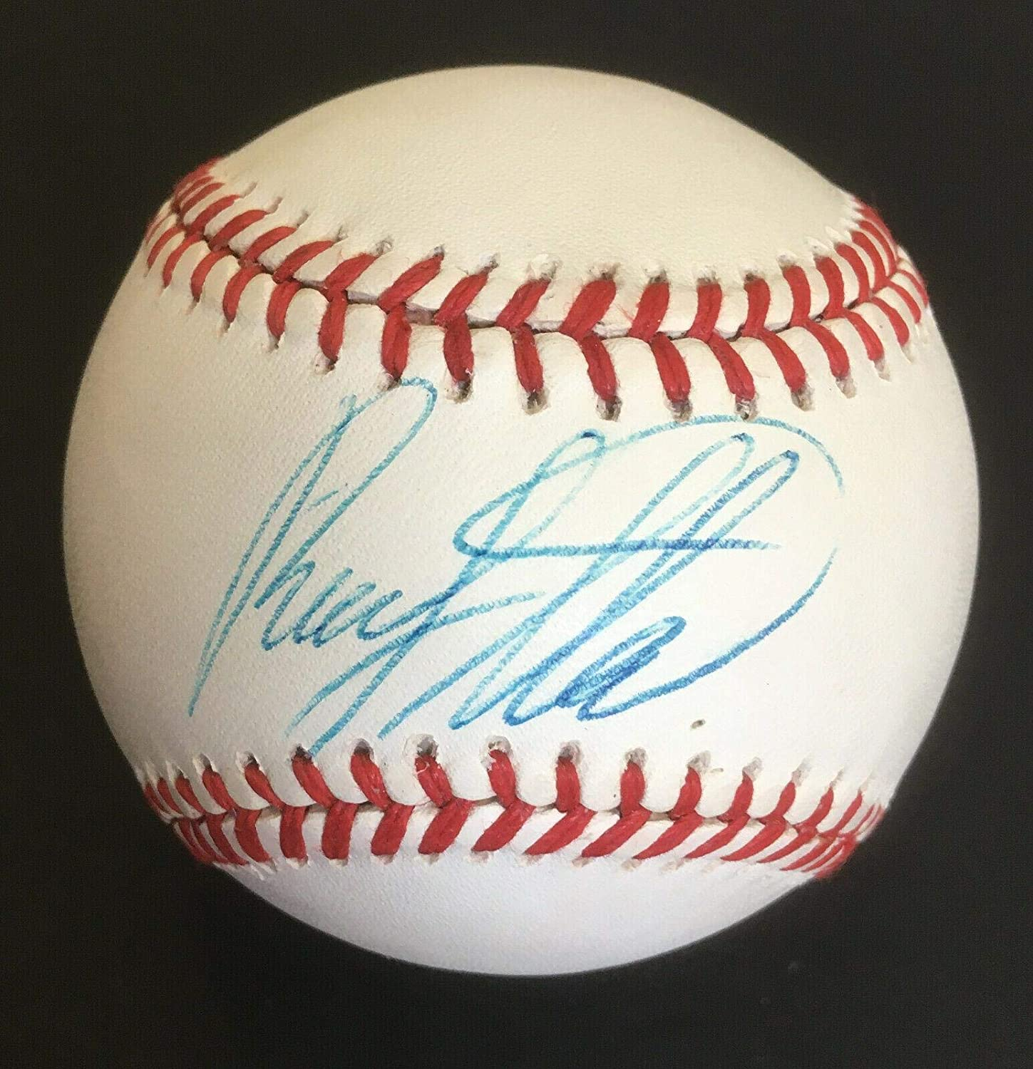 Rusty Staub Signed Ball - Expos Official NL COA - PSA/DNA Certified - Autographed Baseballs