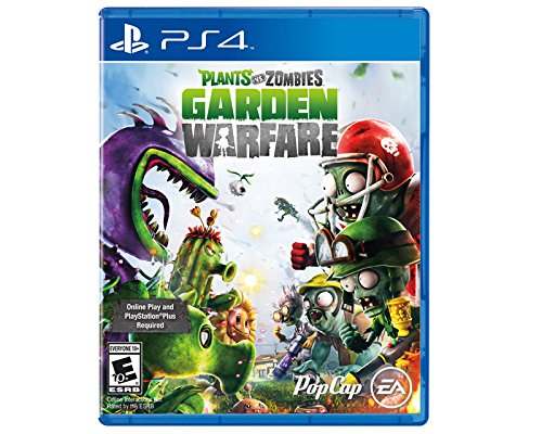 Plants vs Zombies Garden Warfare(Online Play Required) - PlayStation 4
