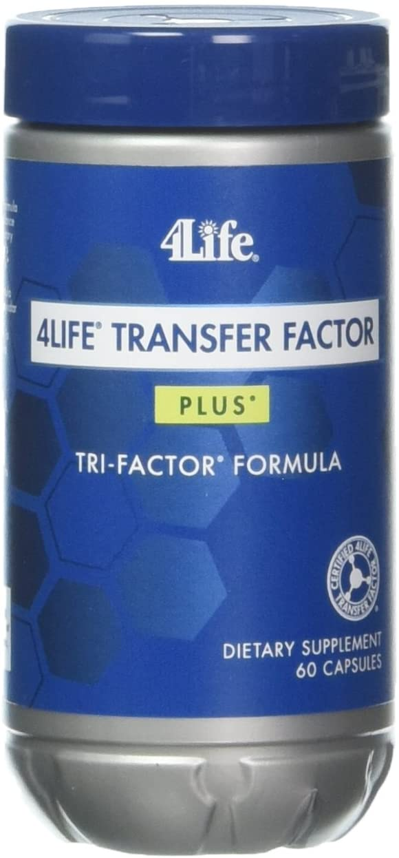 2 Pack - 4Life Transfer Factor Plus - 2 Pack