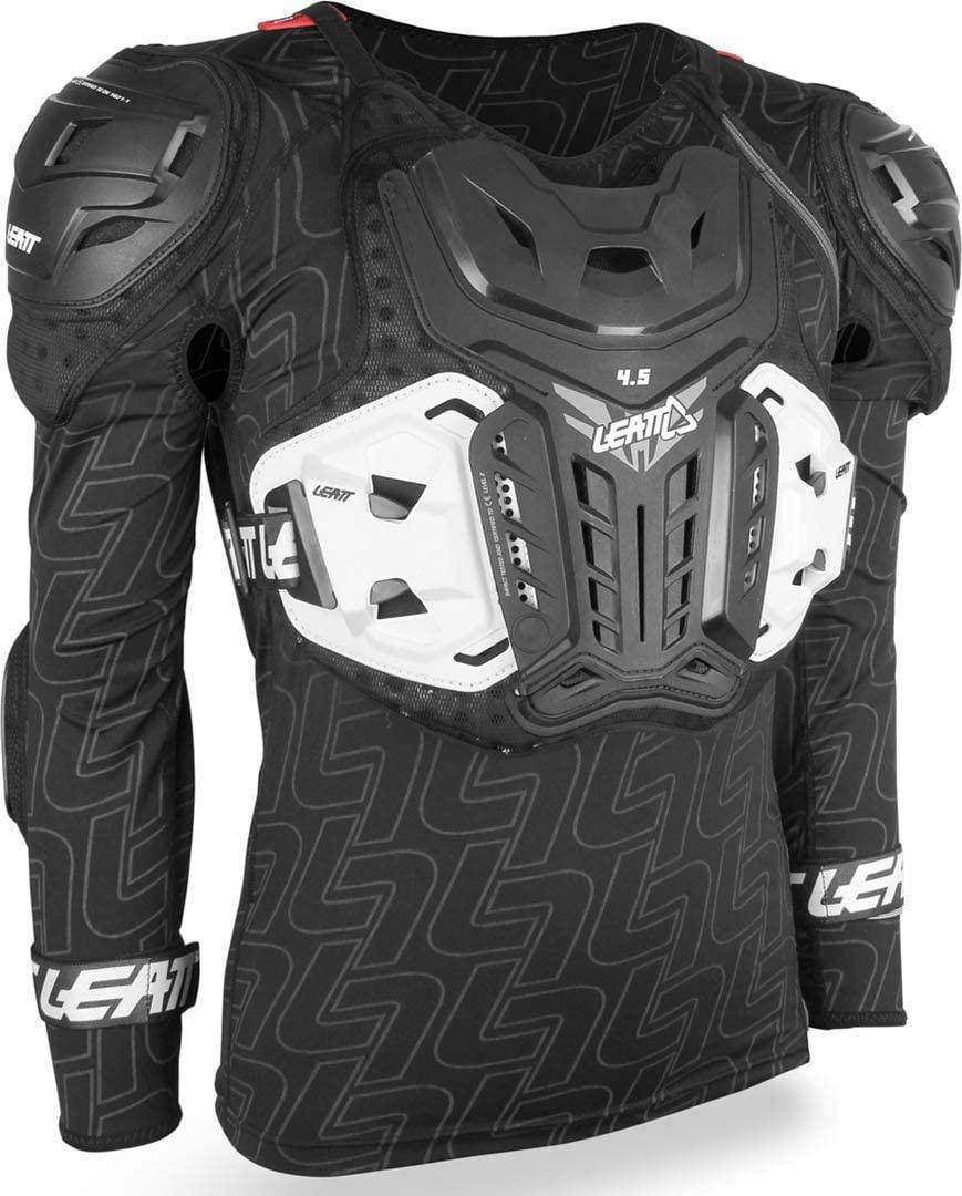 Leatt 4.5 Body Protector (Black, Large-X-Large/Size 172-184cm)