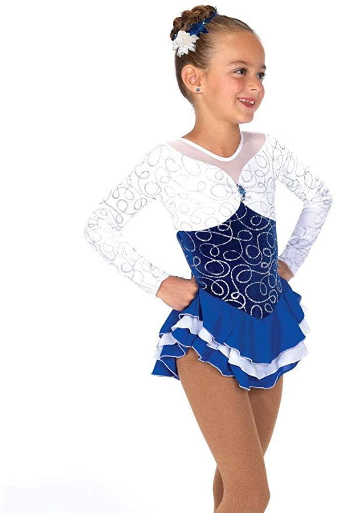Jerry's Ice Skating Dress - 29 Snowy Sapphire