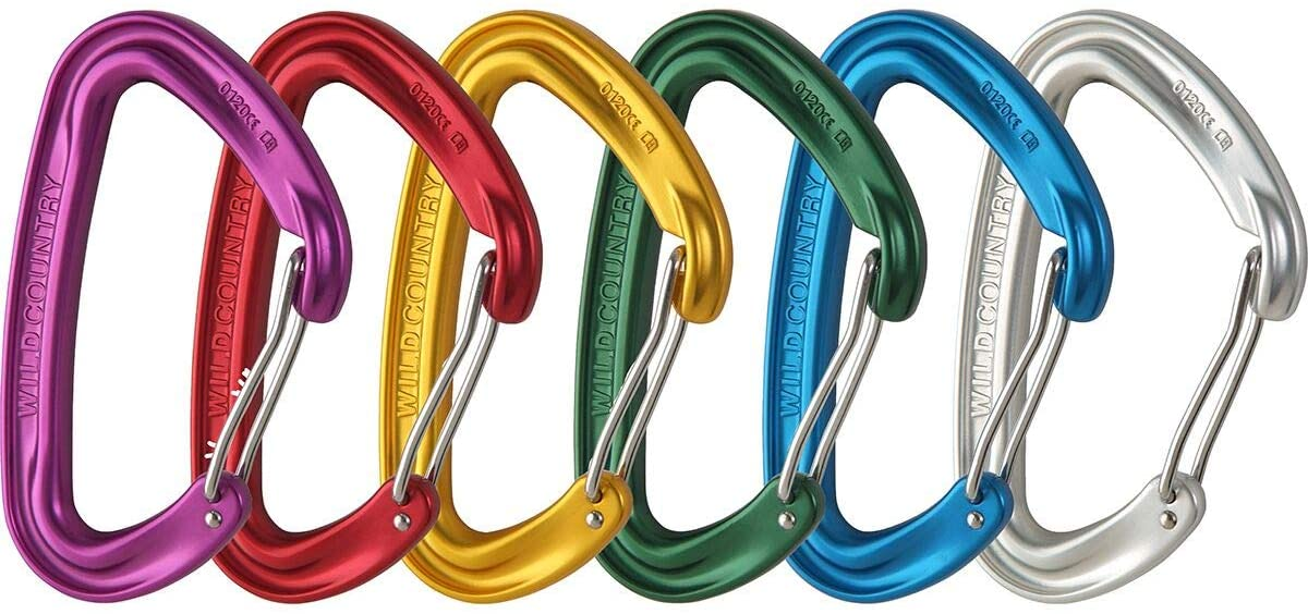 Wild Country Wildwire Rack - 6-Pack