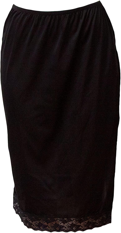 Under Moments Long Skirt (UM52030) Black, 27