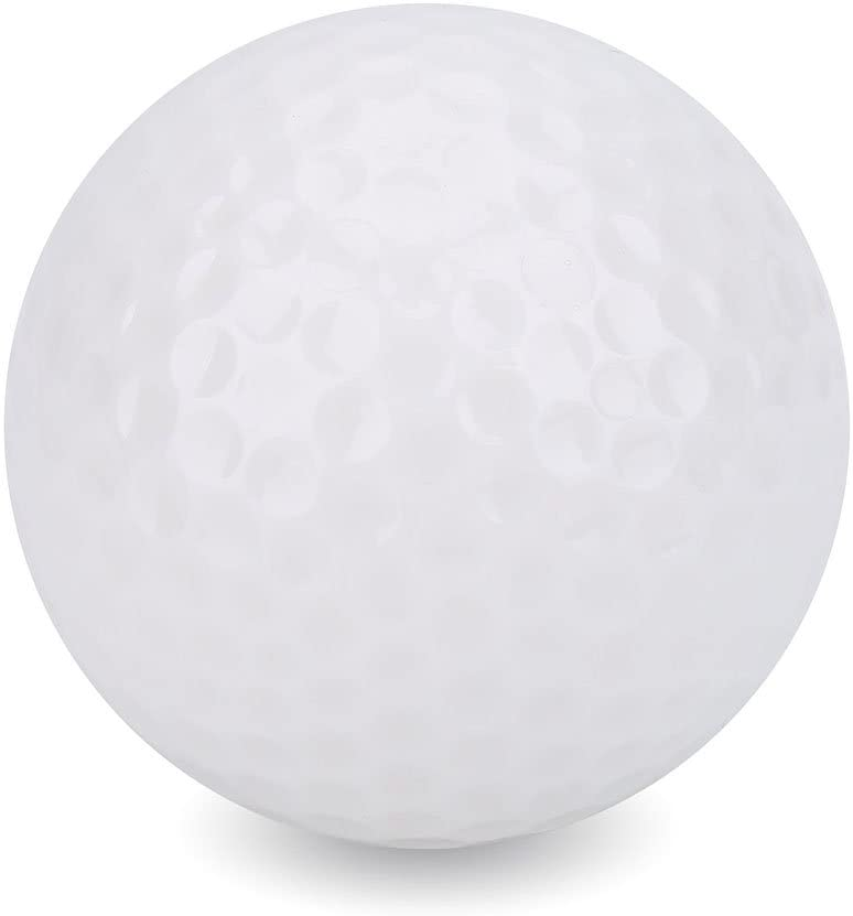 Vbestlife Colored Golf Balls, 1Pc Electronic LED Color Flashing Golf Ball for Dark Night Sport Practice Training