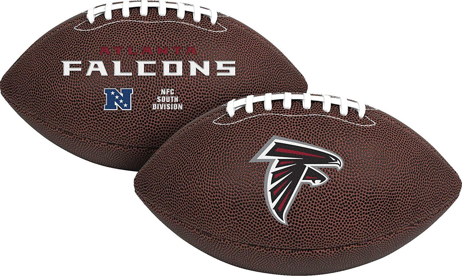 Rawlings Official NFL Air It Out Gametime Football, Youth Size, Atlanta Falcons