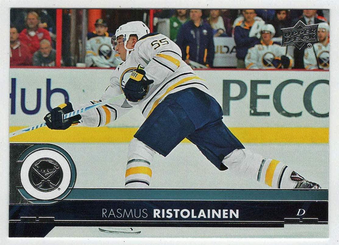 Rasmus Ristolainen (Hockey Card) 2017-18 Upper Deck # 23 Mint
