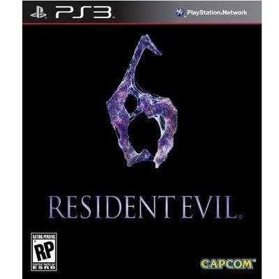Capcom - RESIDENT EVIL 6 PS3