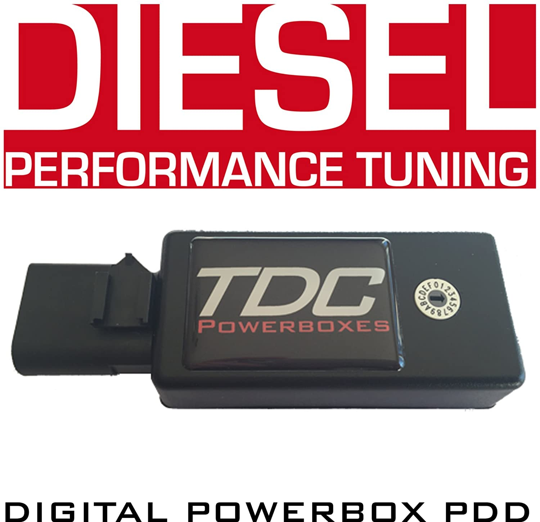 Digital PowerBox PDD Diesel Performance Module for VW Volkswagen Polo 1.4 TDI (model year 2004-2006) 55 KW / 75 PS / 195 NM