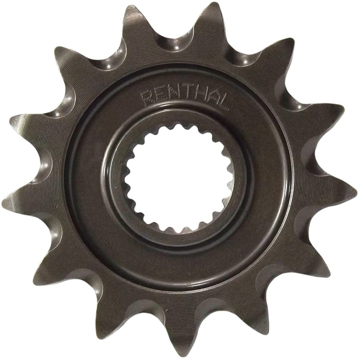 Renthal (492-520-14GP) 14-Tooth Grooved Front Countershaft Sprocket