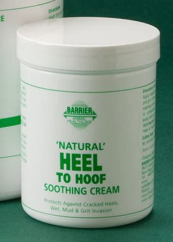 Barrier Animal Healthcare Horses Heel To Hoof Soothing Cream