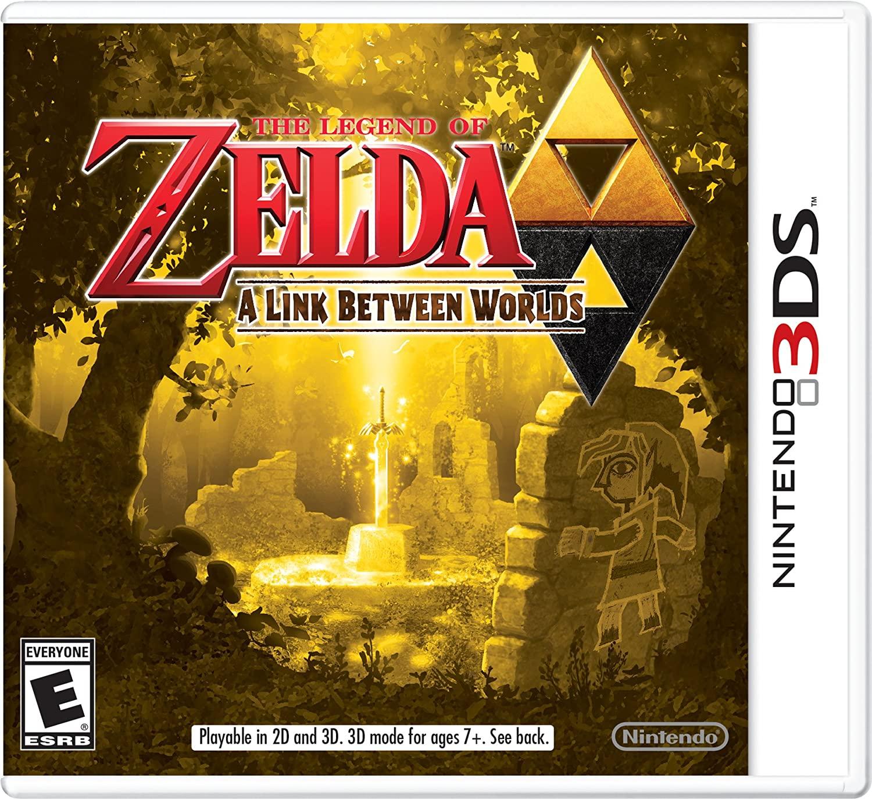 The Legend of Zelda: A Link Between Worlds - 3DS [Digital Code]