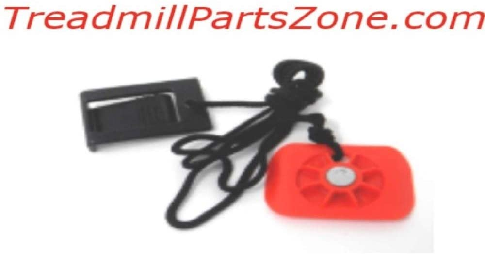 TreadmillPartsZone Replacement Proform Treadmill Model PFTL997151 Performance 995I Safety Key Part Number 335158