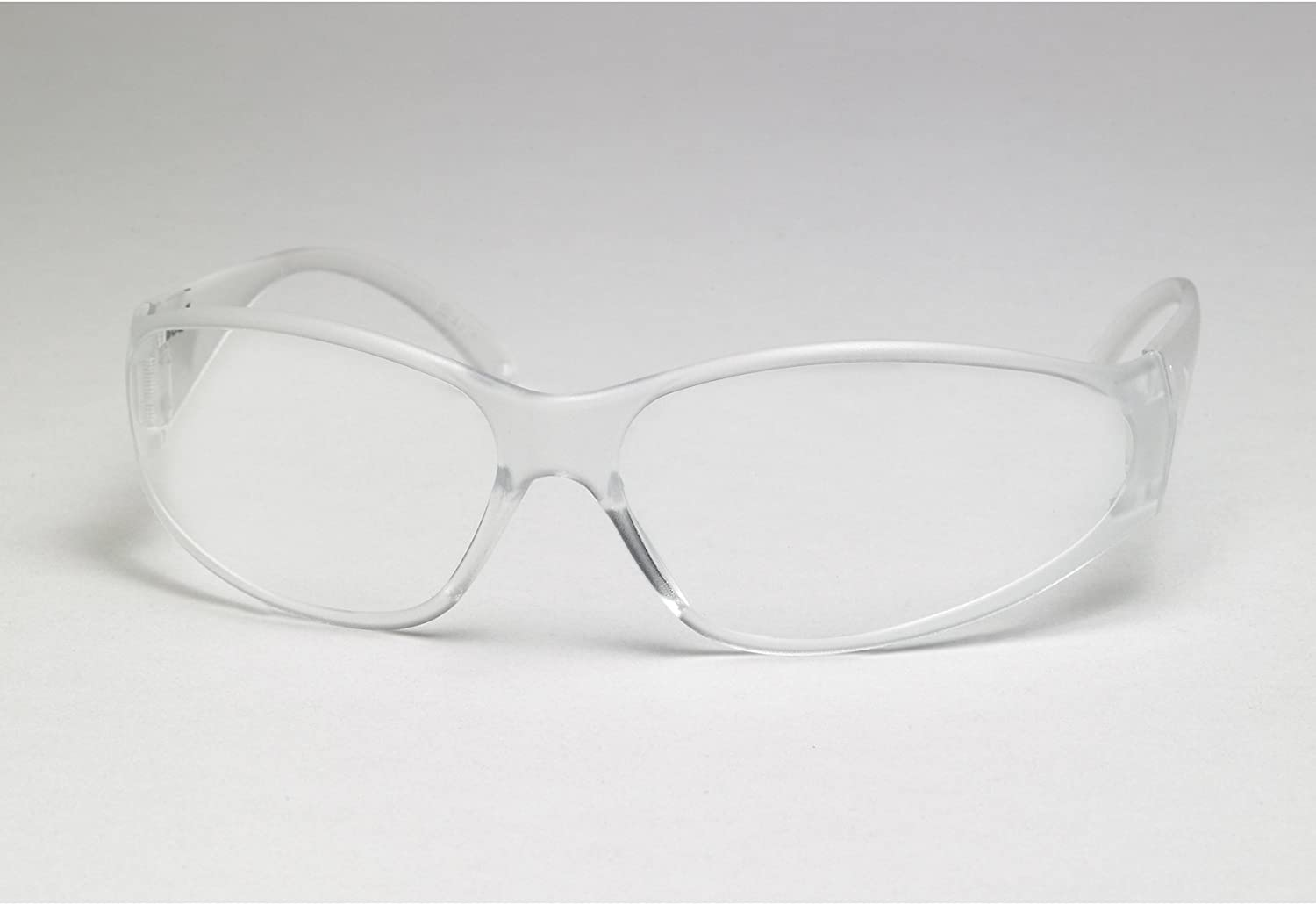 ERB Economy Boas Safety Glasses with Clear Frame and Uncoated Lens - 25 Pack