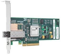 HP 81B PCIE 8GB FC SINGLE PORT HBA - WITH HIGH PROFILE BRACKET AP769B (Certified Refurbished)
