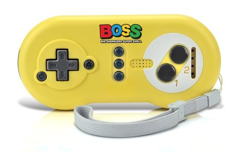 Wii Boss - (Yellow)