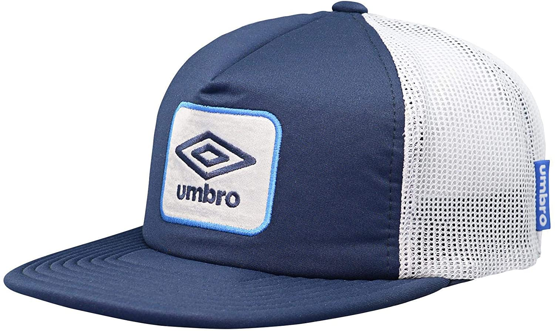 Umbro Men's Trucker Hat Adjustable Snapback One Size Fits Most, Color Options