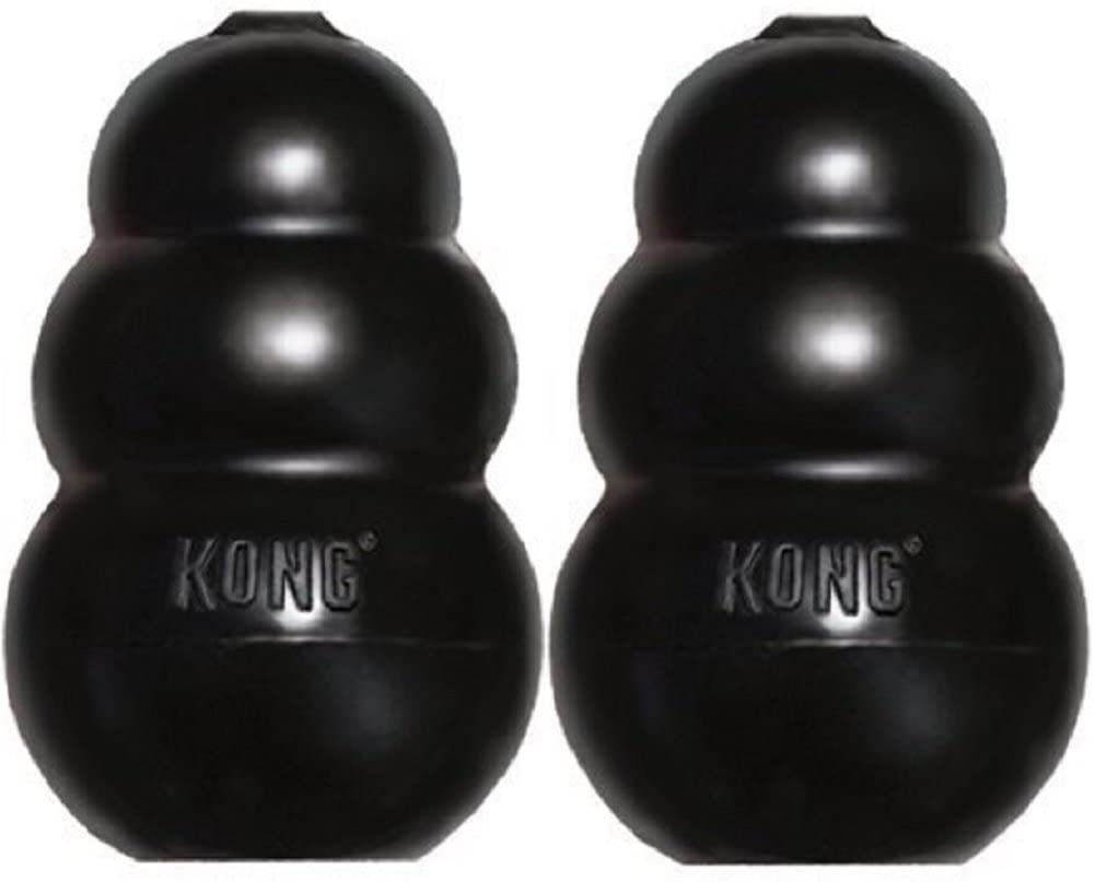 KONG Extreme Dog Pet Toy Dental Chew (2 Pack)