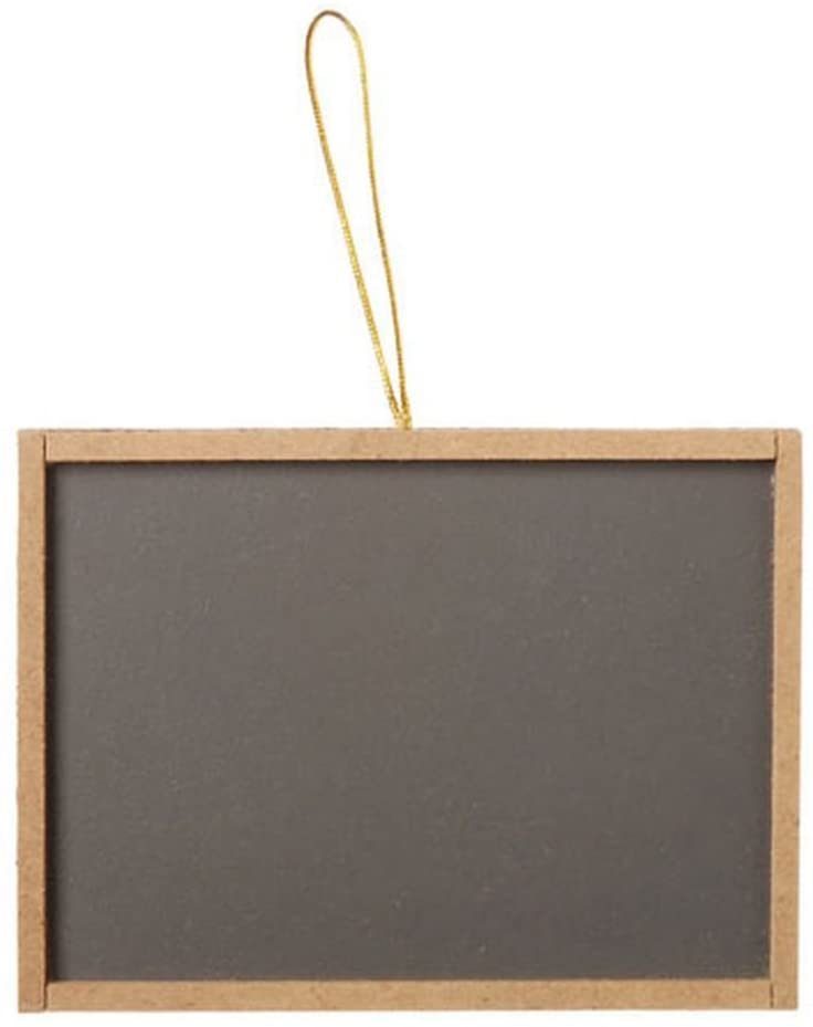 Small Chalkboard with Wood Frame - 3 x 4 inches - 6 Count