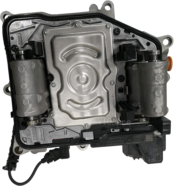 DSG DQ200 0AM Transmission Valve Body With Control Module For VW Audi Skoda