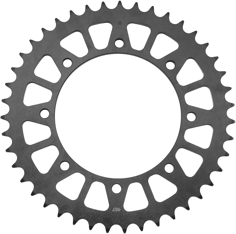 BikeMaster Black Steel 530 Rear Sprocket 34 Tooth 260 282 34