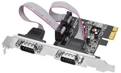 Siig JJ-E02111-S1 2-Port Serial PCIe Card