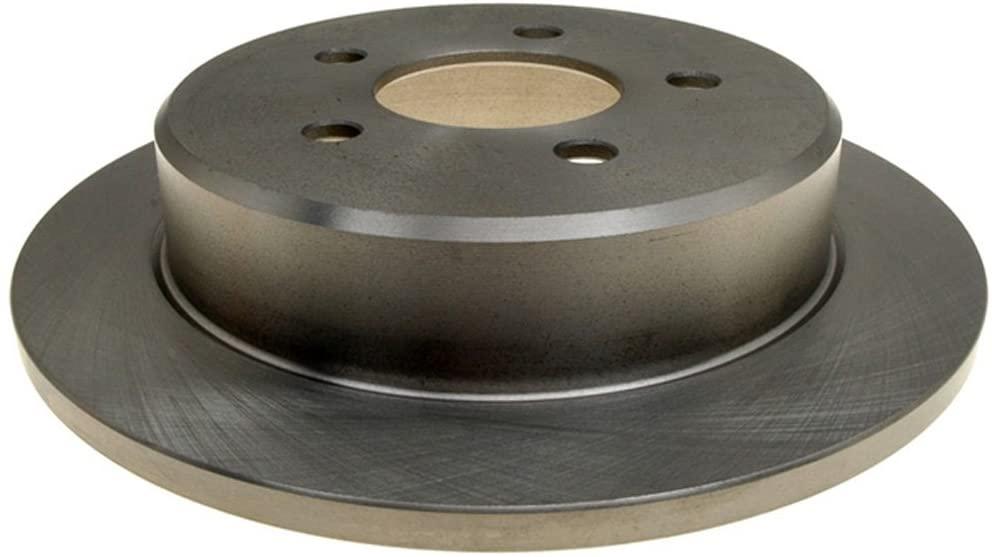 Raybestos 66565R Professional Grade Disc Brake Rotor - Drum in Hat