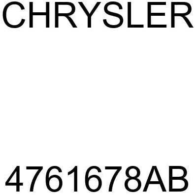Genuine Chrysler 4761678AB Ring and Pinion Gear Kit