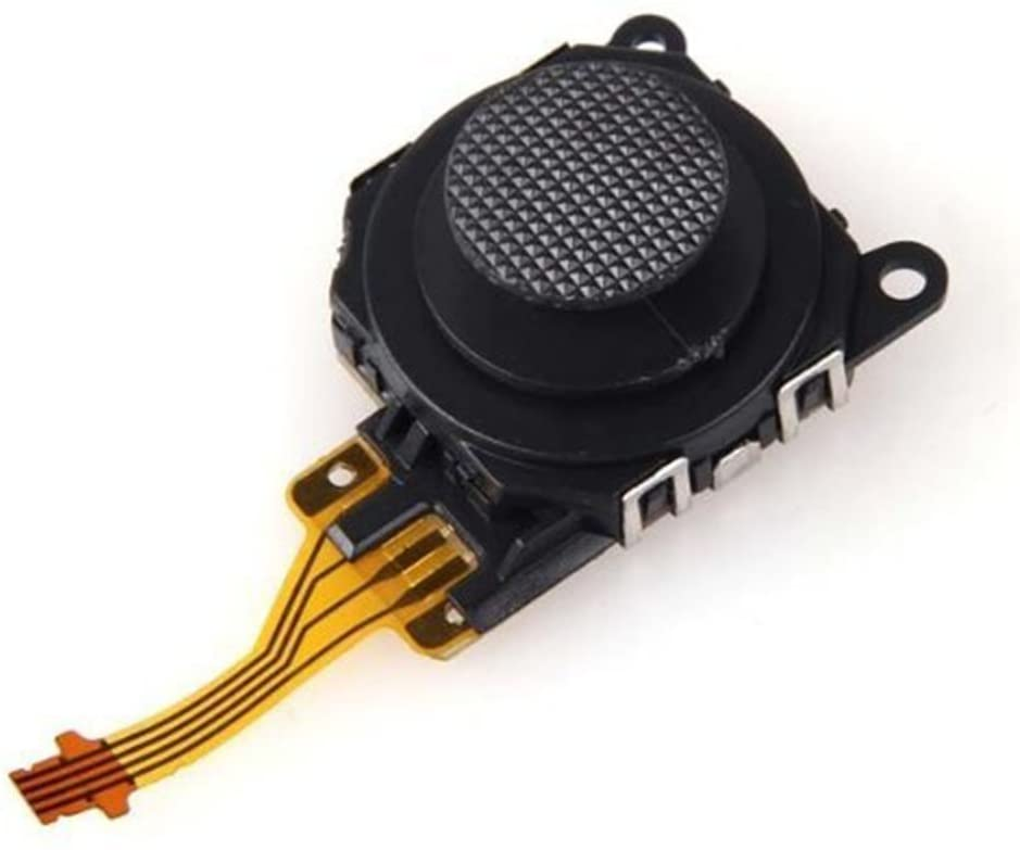 New Replacement Parts 3D Button Thumbstick Analog Stick Joystick for PSP 3000 3001 Console.