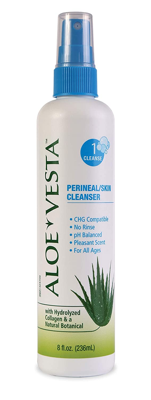 Convatec Aloe Vesta Perineal/Skin Cleanser (8 oz)