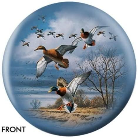 Bowlerstore Products Mallards Bowling Ball- by David Maass