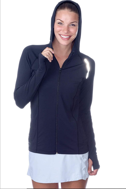 BloqUV Women's Hoodie Jacket