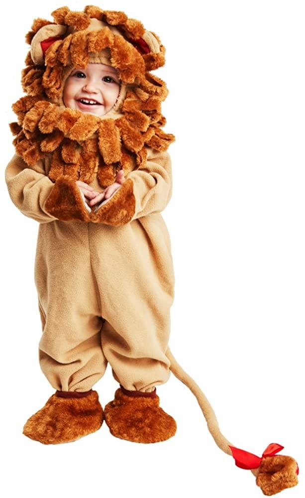 Baby Lil Lion Costume Size: Infant 18M