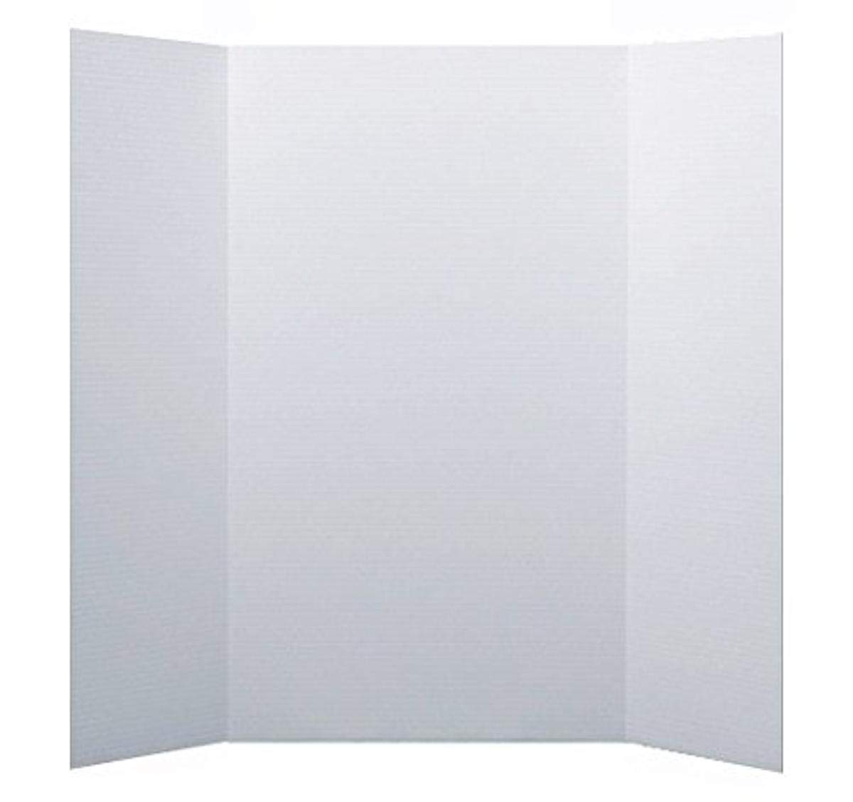 Flipside Products 30043 Project Display Board, White (Pack of 18)