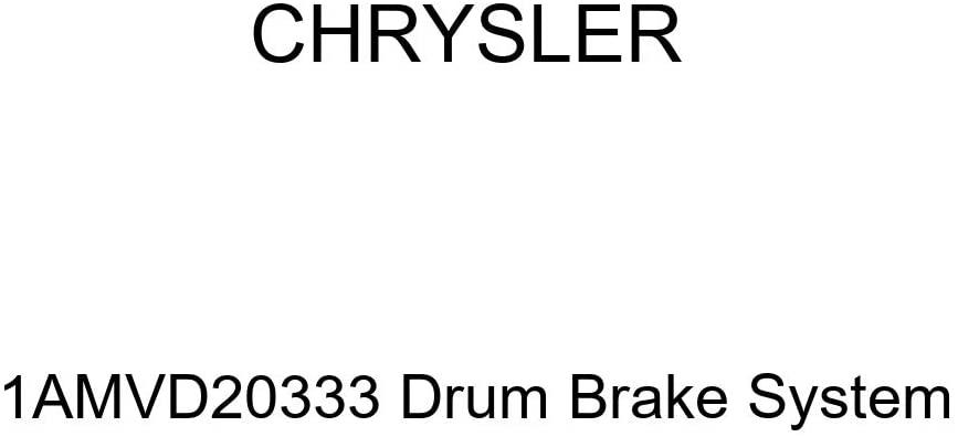 Genuine Chrysler 1AMVD20333 Drum Brake System