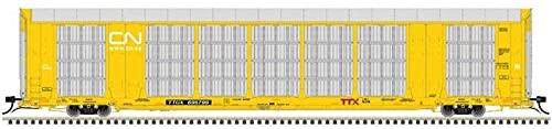 Atlas Model Railroad - HO Gunderson Multi-Max Auto Rack, CN/GTW #695787-20005663