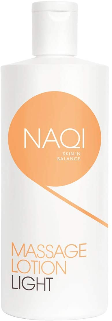 Naqi Massage Lotion Light - 500ml by Elite Healthcare Ltd