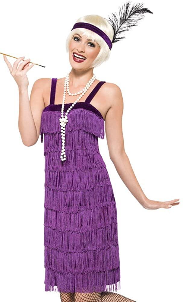 Smiffys Jazz Flapper Costume
