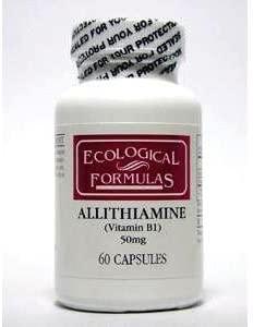 Allithiamine 50 mg 60 Capsules