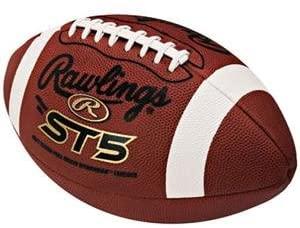 Rawlings Genuine Football Full Grain Leather