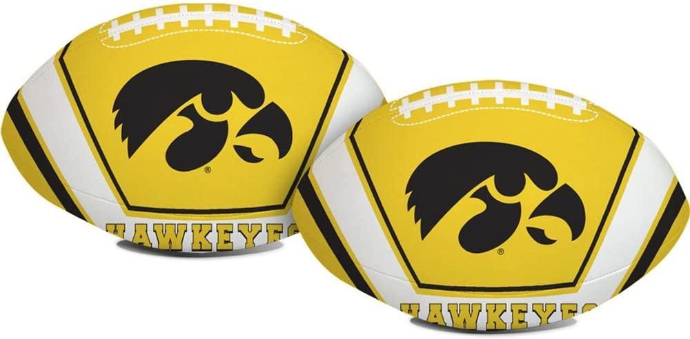 Iowa Hawkeyes Softee Football