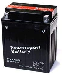 Replacement For Polaris 340 Touring 340cc Snowmobile Battery For Model Year 2006 Battery By Technical Precision