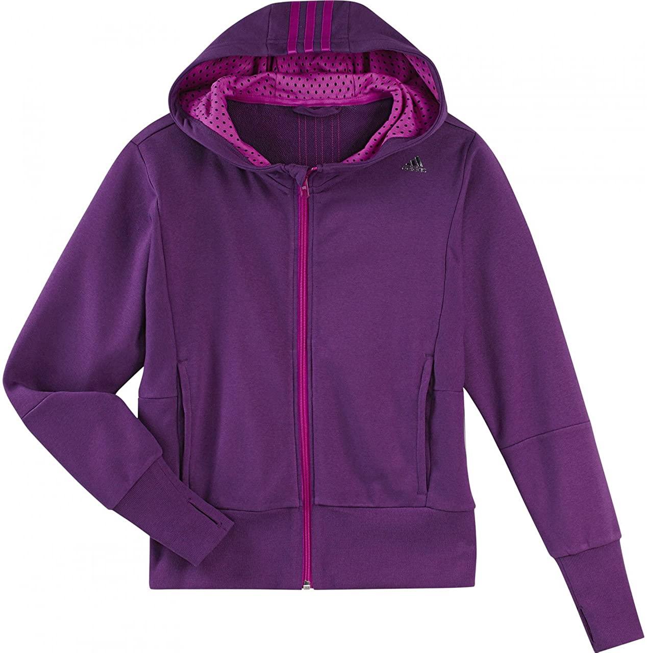adidas Women's Sweatshirt with Hood