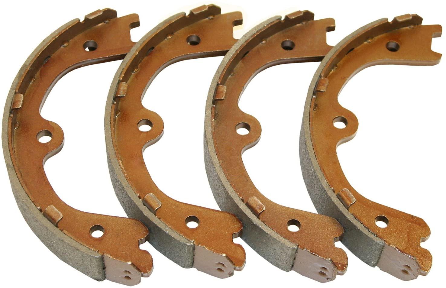 Beck Arnley 081-3203 Emergency Brake Shoe