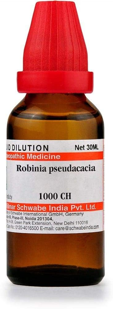 Willmar Schwabe Homeopathy Robinia Pseudacacia (30 ML) (Select Potency) by USAMALL (1000 CH (1 M))